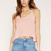 Contemporary Crisscross Cami
