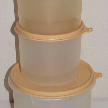 Vintage Tupperware Storage Containers