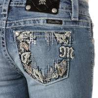 Chasing Daydream Boot Cut Jeans