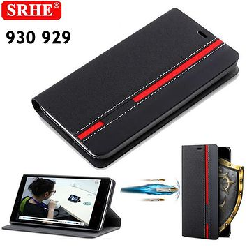 For Nokia Lumia 930 929 Case Flip Luxury Fashion PU Leather Back Fundas Coque Cover Case For Nokia 930 929 With Phone Stand