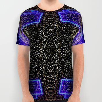 City Synthesis All Over Print Shirt by RichCaspian