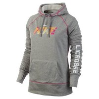 Nike Store. Nike Lacrosse All Time Pullover Women's Training Hoodie