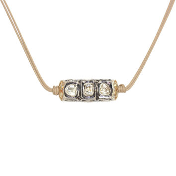 Casablanca Diamond Necklace