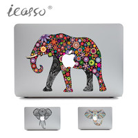 2017 New iCasso For Apple Macbook Sticker Pro Air and Retina Display Macbook 13 15 inch Skin Laptop Decal case sticker Elephant