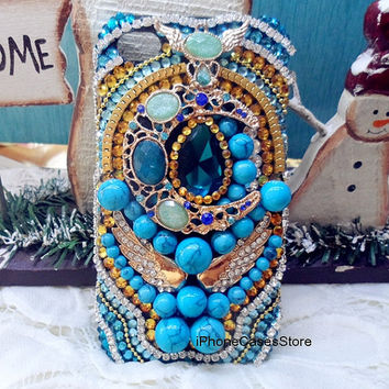 iPhone 4 case iPhone 5 case Bohemian iPhone 4s by iPhoneCasesStore