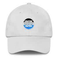 The Champagne Campaign Strapback Dad Hat