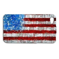 Custom United States Flag USA Cute Pretty Phone Case iPhone America Cool Fun
