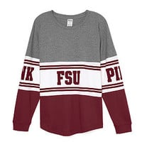 Florida State University Bling Varsity Crew - PINK - Victoria's Secret