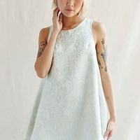 Urban Renewal Recycled Brocade Swing Dress
