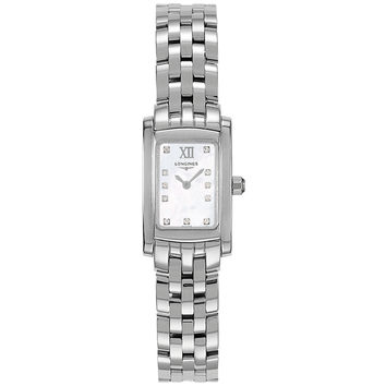 Longines - Ladies' Dolce Vita Diamond L5.158.4.84.6