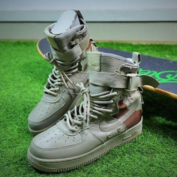 Nike Special Forces Air Force 1 SF AF1 Boots Camo Shoes Women Sneaker - Best Online Sale