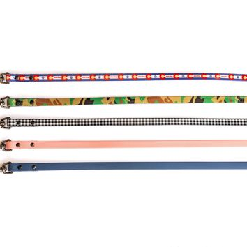 Affordable Luxury Durable TPU Coated Nylon Dog Lead Made in USA