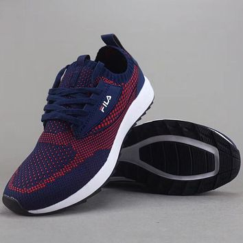 Trendsetter Fila Fpf Training Fx Core Women Men Fashion Casual Sneakers Sport Shoes