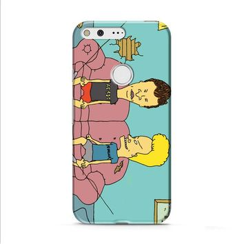 Beavis And Butthead red Google Pixel XL 2 Case