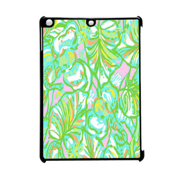 Lilly Pulitzer Elephant Ears iPad Air Case