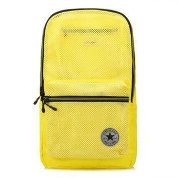 DCCK1IN converse fresh yellow packable backpack