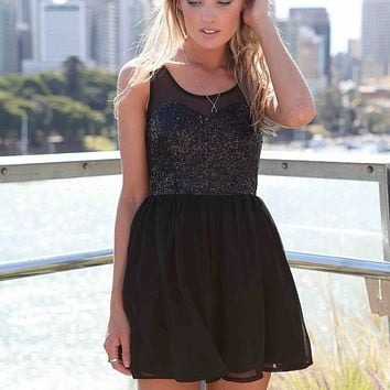 ONLY IMAGINE SEQUIN DRESS , DRESSES,,Minis Australia, Queensland, Brisbane