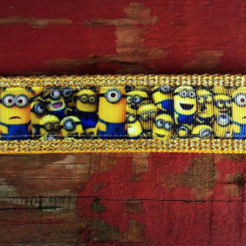 Despicable Me Minions Keychain/ Key Fob