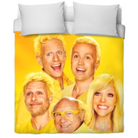 Sunny Bed Sheets