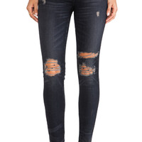 Lovers + Friends Ricky Skinny Jeans in Gramercy