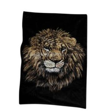 Diamond Supply Co Fillmore Lion Blanket - Men's at CCS