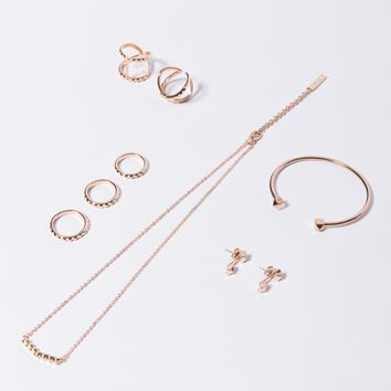Vega Jewelry Bundle - Gold