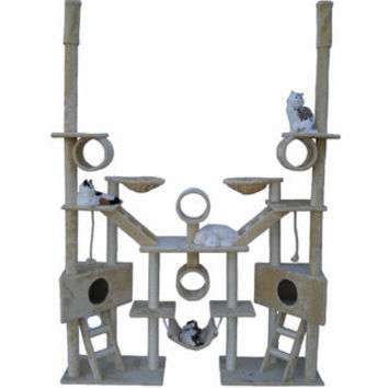 Gopetclub huge gym cat tree condo from overstock epic for Epic cat tree