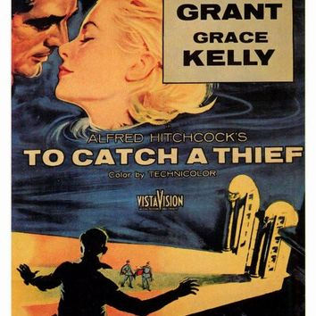 To Catch a Thief 27x40 Movie Poster (1955)