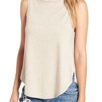 Leith Funnel Neck Tank | Nordstrom