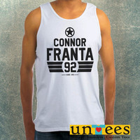 Our 2nd Life Connor Franta Clothing Tank Top For Mens