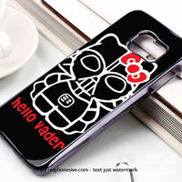Hello Darth Vader Samsung Galaxy S6 and S6 Edge Case
