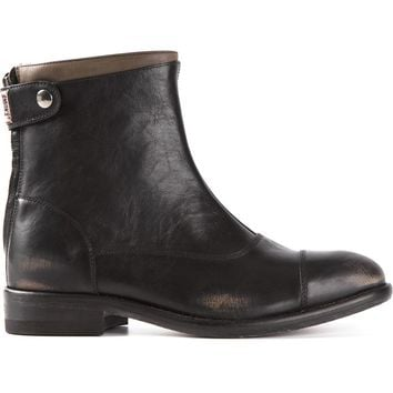 Smith's distressed boots