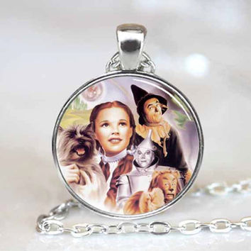 Wizard Of Oz Pendant Necklace