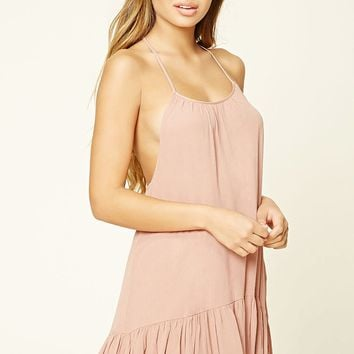 Swim Cover-Up Dress