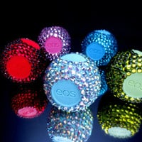 Crystallized Eos Lip Balm
