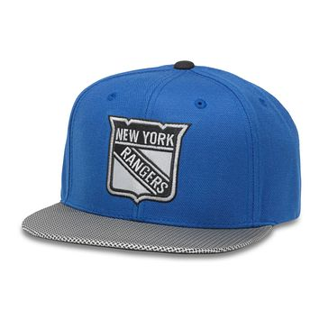 New York Rangers Chromel Hat