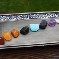 7 Chakra Stones Set - Seven Crystals for Balancing Your Chakras