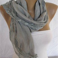 Scarf, Lace Scarf