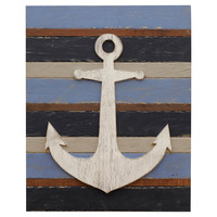 Pallet Anchor Wall Art, Large, Signs