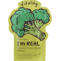 Tony Moly: I'm Real Broccoli Mask - Vitality