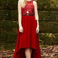 Ladakh Upstate Dress - Freez Clothing