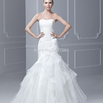 Trendy Best Corset Wedding Dresses Products On Wanelo With Mermaid Corset  Wedding Dresses.
