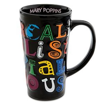 Mary Poppins: The Broadway Musical Supercalifragilisticexpialidocious Mug | Disney Store