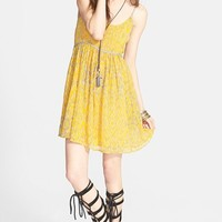 Women's Free People 'Periscopes in the Sky' Babydoll Dress