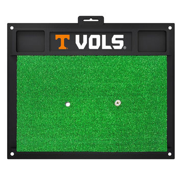 Tennessee Volunteers NCAA Golf Hitting Mat (20in L x 17in W)