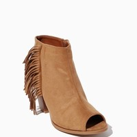 Fairweather Fringe Booties | Fashion Shoes – Southwest Style | charming charlie