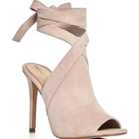 KENDALL and KYLIEEvelyn Ankle Tie High Heel Sandals