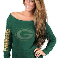 Green Bay Packers Women's Official NFL Team Fleece