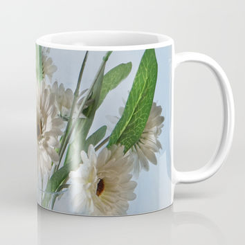 Wildflower Still LIFE Mug by Theresa Campbell D'August Art