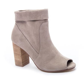 Tom Girl Peep Toe Bootie By Chinese Laundry